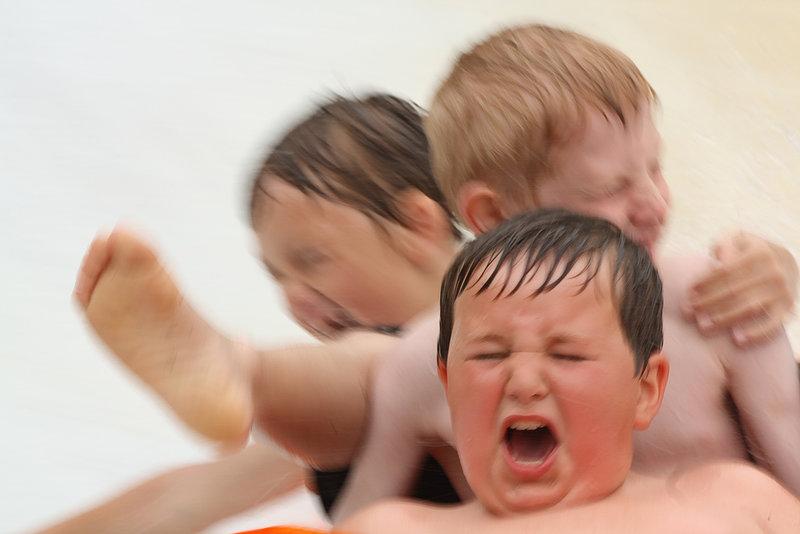 neposlušné deti