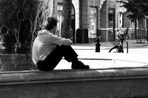 osamelý muž