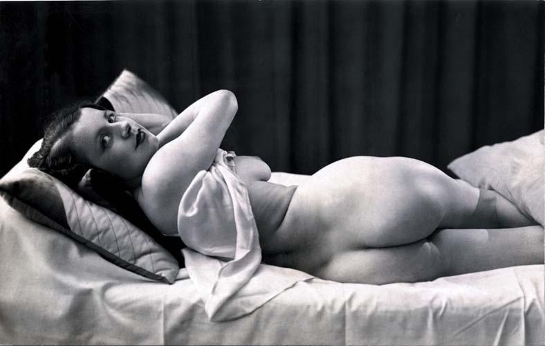 žena počas striptízu