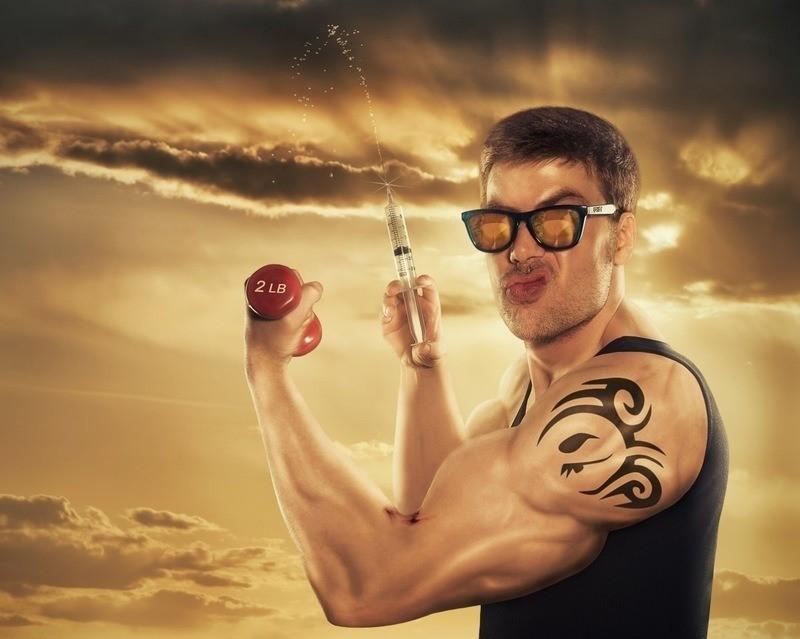 užívanie steroidov