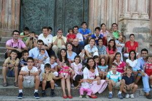 veľká rodina vďaka potencii