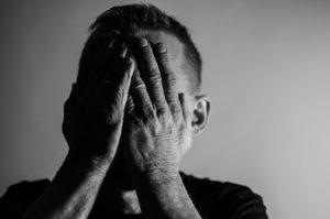 muž so zväčšenou prostatou