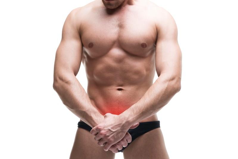 bolesť v podbrušku u mužov