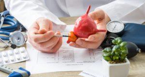ochorenia prostaty