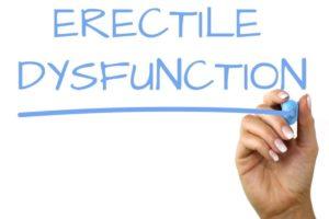 erektílna dysfunkcia